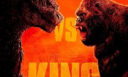 电影《哥斯拉大战金刚》杀青,两大史诗级巨兽的世纪之战