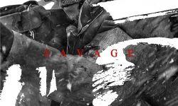 大发红黑大战《雪暴》终极预告海报双发 致敬森林警察守护者