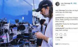电影《邦德25》导演曝光片场照 将用IMAX摄影机?#32435;? width=