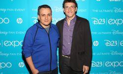 电影《复联4》破39亿,导演罗素兄弟两部作品均破20亿美元