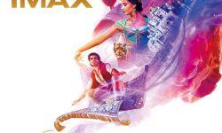 电影《阿拉丁》曝IMAX海报 浪漫升级重塑迪士尼经典