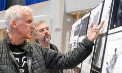 电影《阿凡达2》北美延期上映 卡梅隆幕后工作照曝光