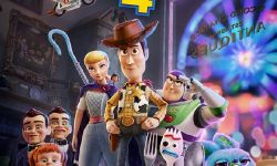 皮克斯动画《玩具总动员4》网传内地6月21日上映
