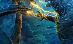 4DX、ScreenX《哥斯拉2》全面开战双重特效打造游乐园式观影体验