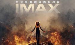 电影《X战警》6.6上映曝IMAX海报 凤凰女杀气腾腾