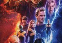 电影《X战警:黑凤凰》发新预告X教授万磁王难敌凤凰之力