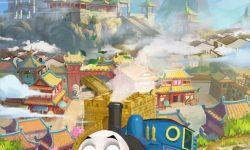 大电影《世界探险记》曝中国风版海报