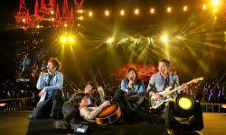 电影《五月天人生无限公司》公映 万场演唱会影院同步开启