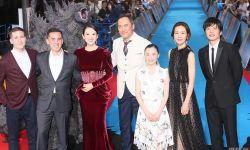 电影《哥斯拉2:怪兽之王》日本首映礼章子怡成全场焦点