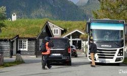 漫威《黑寡妇》独立电影挪威开机 偷拍片场照曝光