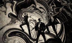 """电影《黑衣人:全球追缉》制式海报""""四弹连发"""""""