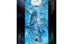 电影《海兽之子-天空与海的味道》艺术展全球首次公开原画