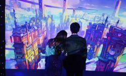 """逸转未来•科幻电影季来广州啦!超酷炫带你打卡""""未来城市"""""""