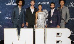 电影《黑衣人:全球追缉》全球首映礼盛大举行