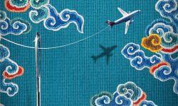 """电影《中国机长》中国风海报传递""""中国精神"""""""