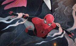 电影《蜘蛛侠:英雄远征》粉丝创作国风战服海报惊艳全网
