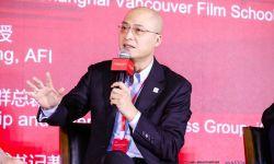 杨向华出席第六届全球电影产业链发展论坛:爱奇艺希望为青年电影人搭建中间环节