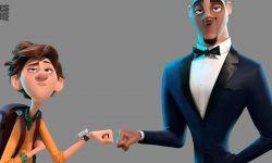 动画电影《飞鸽特工队》全新宣传照揭秘酷炫间谍双人组