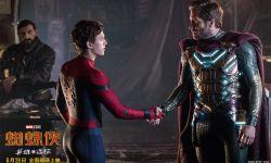 """电影《蜘蛛侠:英雄远征》国外口碑称之为 """"最棒蜘蛛侠"""""""