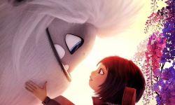 电影《雪人奇缘》定档10.1 张子枫把角色比拟家养柴犬