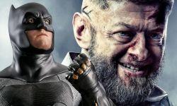动捕表演第一人 安迪·瑟金斯或饰演《蝙蝠侠》反派