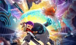 电影《未来机器城》全新预告海报双发 展现超强战斗力
