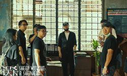 电影《误杀》曝幕后工作照 陈思诚柯汶利聚焦类型片新探索