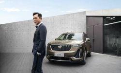心怀敬畏,无畏前行 古天乐代言新美式大型SUV凯迪拉克XT6