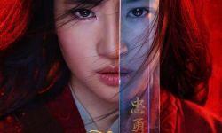 电影《花木兰》预告24小时点击量影史第七 1.75亿次