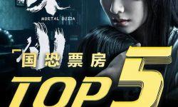 《碟仙》跻身华语影史恐怖片票房TOP5 累计突破4000万元