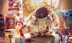 陪伴是最好礼物 《未来机器城》送孩子们温暖旅程