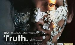 是枝裕和新片《凯瑟琳的真相》发海报