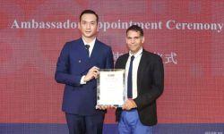 黄觉担任BFI中国青年影人培养计划形象大使