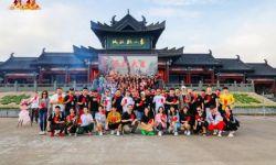 电影《烈艳》开机,上海滩红颜坚守家国情义