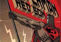 如果超人在苏联长大?DC《红色之子》将电影化