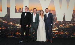 昆汀新作《好莱坞往事》美国首映 年度最强阵容引期待