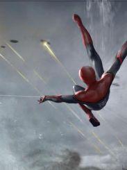 《蜘蛛侠:英雄远征》曝光海量原始概念图