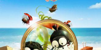 动画大发红黑大战《昆虫总动员2》发布预告片,8月23日登陆全国院线