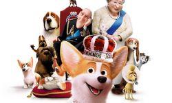 喜剧动画《女王的柯基》最萌皇家犬即将来袭!
