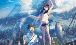 新海诚《天气之子》日本票房正式突破100亿日元!