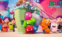 好莱坞动画电影《丑娃娃》宣布定档10月4日