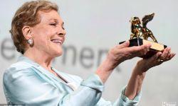 朱丽·安德鲁斯获威尼斯终身成就金狮奖