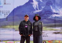 潘斌龙马吟吟二度合作 大发红黑大战《追风少年》今日达古冰川景区开机