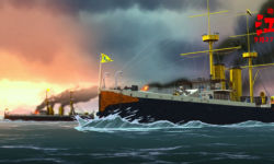 抒写中国造船的燃情岁月  国风动画《江南》曝终极预告