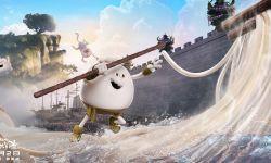 国产美食动画电影《美食大冒险之英雄烩》10.2上映