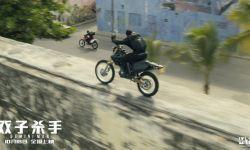 李安《双子杀手》曝光摩托车追击片段