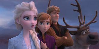 艾莎接受命运召唤,《冰雪奇缘2》发布中文正式预告片