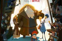 Netflix冲奥动画《克劳斯:圣诞节的秘密》曝国配预告