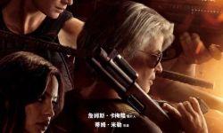 阿诺《终结者:黑暗命运》发布最新海报 ,内地定档11.1