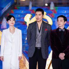 《古田军号》出席丝绸之路国际电影节 胡兵时尚穿搭反差亮相